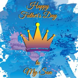 To My Son