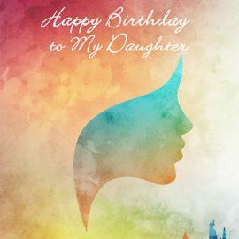 Happy Birthday Daughter