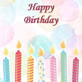Happy Birthday 02